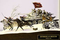 The Modelling News: Euro Militaire 2012 PtI. The Modelling News, Military Action Figures, Model Tanks, Military Modelling, Military Diorama, Red Army, Panzer, Toy Soldiers, Best Model