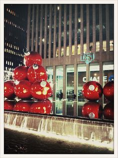Christmas in NYC #MinitimeDreamHoliday