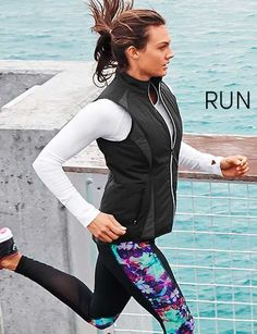 13569f4df39d60 Athleta Running Workout Clothes Cute Running Outfit