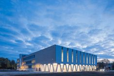 Image 1 of 26 from gallery of Augustinianum / architecten|en|en + Studio Leon Thier. Photograph by BASE Photography