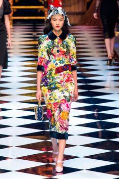 Dolce & Gabbana y su mundo de fantasía inspirado en Disney