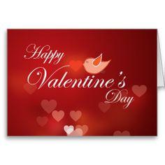 Happy Valentine's Day 7 Card