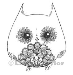 This is the style owl I want... kind of.