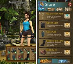 New Lara Croft Relic Run hack is finally here and its working on both iOS and Android platforms. This generator is free and its really easy to use!