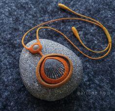 Fiber Art Jewelry, Textile Jewelry, Paper Jewelry, Fabric Jewelry, Diy Jewelry, Jewelry Necklaces, Leather Art, Leather Jewelry, Metal Jewelry