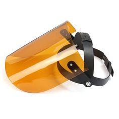Cara visera máscara de seguridad ropa de trabajo escudo ojo máscara de la máscara de soldadura escudo protector de soldadura