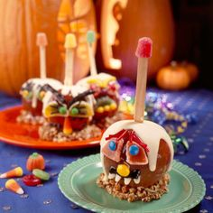 caramel apples are a fall favorite made from crisp in season apples and - Caramel Apple Ideas Halloween