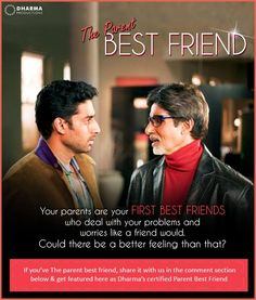 The Parent Best Friend- Rishi Talwar & Sam Talwar