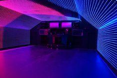 Fire Night Club, Vauxhall, London, UK