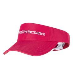 Peak Performance Brocket Golf Brim Cap #vermontfashion
