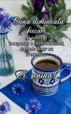 Good Morning Coffee, Coffee Break, French Press, Coffee Maker, Messages, Mugs, Tableware, Motivation, Cute Photos