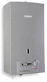 Bosch 330 LP Therm Propane Tankless Water Heater Review #lowe'shomeimprovementapplication,