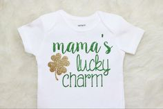 Green for St. Paddy's Day by Sharon Troncalli on Etsy @stroncalli