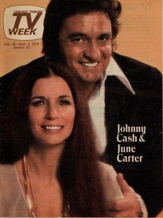 Johnny and June Carter Cash Movie 1976