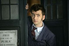 David Tennant's 10th Doctor is voted the best TV character of the 21st century after a tense battle  - DigitalSpy.com
