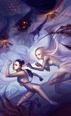 Writers of the Future & Illustrators of the Future Contests » Hunter Bonyun, Winner 2012