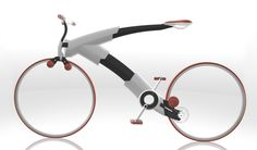 The Nulla bicycle from design firm Bradford Waugh.