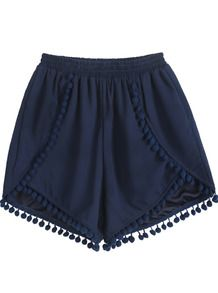 For some reason I've been in love with these types of shorts