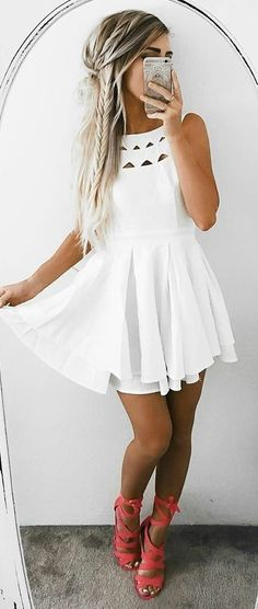 white homecoming dresses,2017 homecoming dresses,short homecoming dresses,cute homecoming dresses