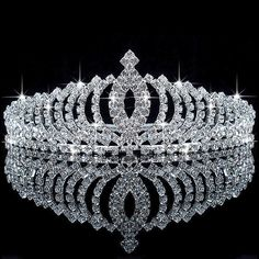 Headband style tiara,which can grip the hair more tightly. Description from ebay.com. I searched for this on bing.com/images