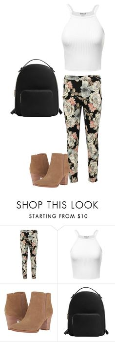 """Wattpad story: Katie school day #1 chapter 1"" by mziecellerino ❤ liked on Polyvore featuring Boohoo, Franco Sarto and MANGO"