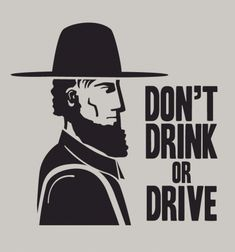 Amish: Don't Drink or Drive - BustedTees - If you know any Amish people, then you'll probably have to get this for them. Chances are, they don't know about the internet yet.