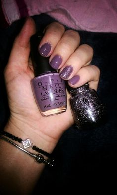 OPI: Parlez-vous OPI?! and CG: In the City! :)