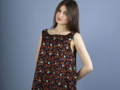 Cocktailkleider - NARA Babydoll Kleid, Sommerkleid Outlet - ein Designerstück von Berlinerfashion bei DaWanda