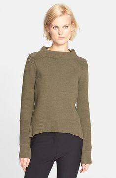 Veronica Beard 'Trailhead' Funnel Neck Sweater | Nordstrom