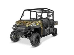 New 2016 Polaris Ranger Crew XP 570-6 EPS ATVs For Sale in California. Work from sun up to sun down in comfort for 6 Powerful 46 hp ProStar® EFI engine Increased suspension travel and refined cab comfort, including Lock & Ride® Pro-Fit accessory integration