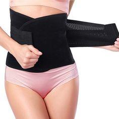 Mujeres Faja Cinturón Faja de Cintura Trainer Gimnasio Para Un Ampulheta Forma Adelgazamiento Cinturón Fajas Corsé Faja de Cintura