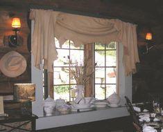 Rustic Adornments - Rustic Window Treatments