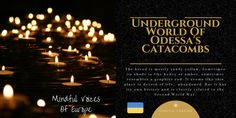 Mindful Voices of Europe: Underground World of Odessa Catacombs (Ukraine) The ukrainian short story of our book. Learn more on www.mivoceu.eu