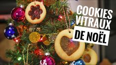 Cookies VITRAUX  de Noël 🎄 BONS & BEAUX pour la DECO