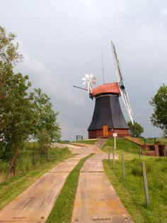 Metallplatten Mühle - Wynhamster Kolk