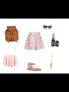 A cute look for anywhere
