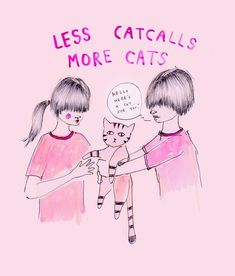 Why catcalling isn't a compliment