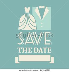 Save the date invitation card concept, poster design, celebration announcement,party, ceremony.