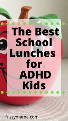 Having a good lunch is vital for your ADHD success in school. This teacher and mom of two ADHD boys tells you her formula for a super healthy school lunch that will fuel your kids for success. Budget friendly, too!