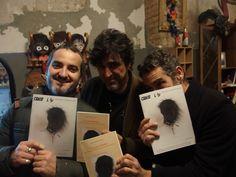 Kowalski Bellas Artes, Jesús García Cívico, Pablo Miravet en Le Petit Canibaal (Valencia, 2015).