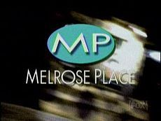 Melrose Place~ Grant Show and Courtney Thorne-Smith~ 1992-1999