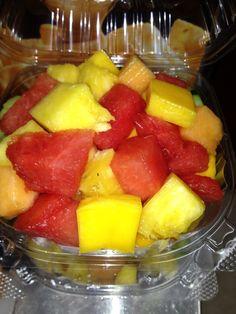 Fruit Cocktail Coctel De Fruta Food Snacks Fruit Salad