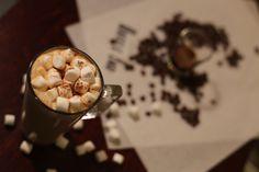 coffee in Waffle Bar
