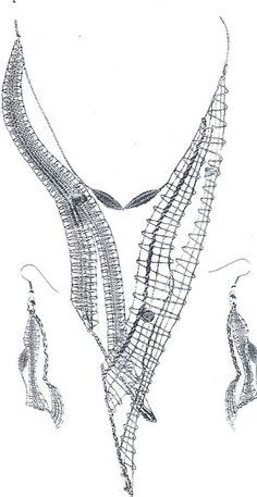 Lace Art, Bobbin Lace Patterns, Lacemaking, Point Lace, Lace Jewelry, Needle Lace, Wire Weaving, Lace Design, Jewelry Patterns