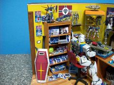 This is my Gundam diorama for Bandai World Competition