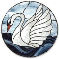 Free Pattern, Swan