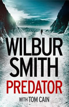 Wilbur Smith - Predator (Book 3 in the Hector Cross series) Wilbur Smith Books, Book Club Books, Books To Read, Horror Books, Fiction Books, Books Online, Novels, Reading, Private Security