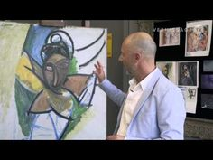 Pablo Picasso's 'Femme' at The Getty | VernissageTV Art TV