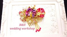 Design by  B&H wedding workshop  Facebook https://www.facebook.com/BHWeddingWorkshop/