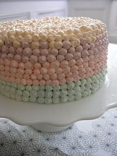 Butter Icing Cake Decorating Ideas : 1000+ images about Buttercream Birthday Cakes on Pinterest ...
